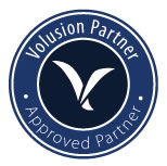 Volusion approved partner logo for KR Web Services